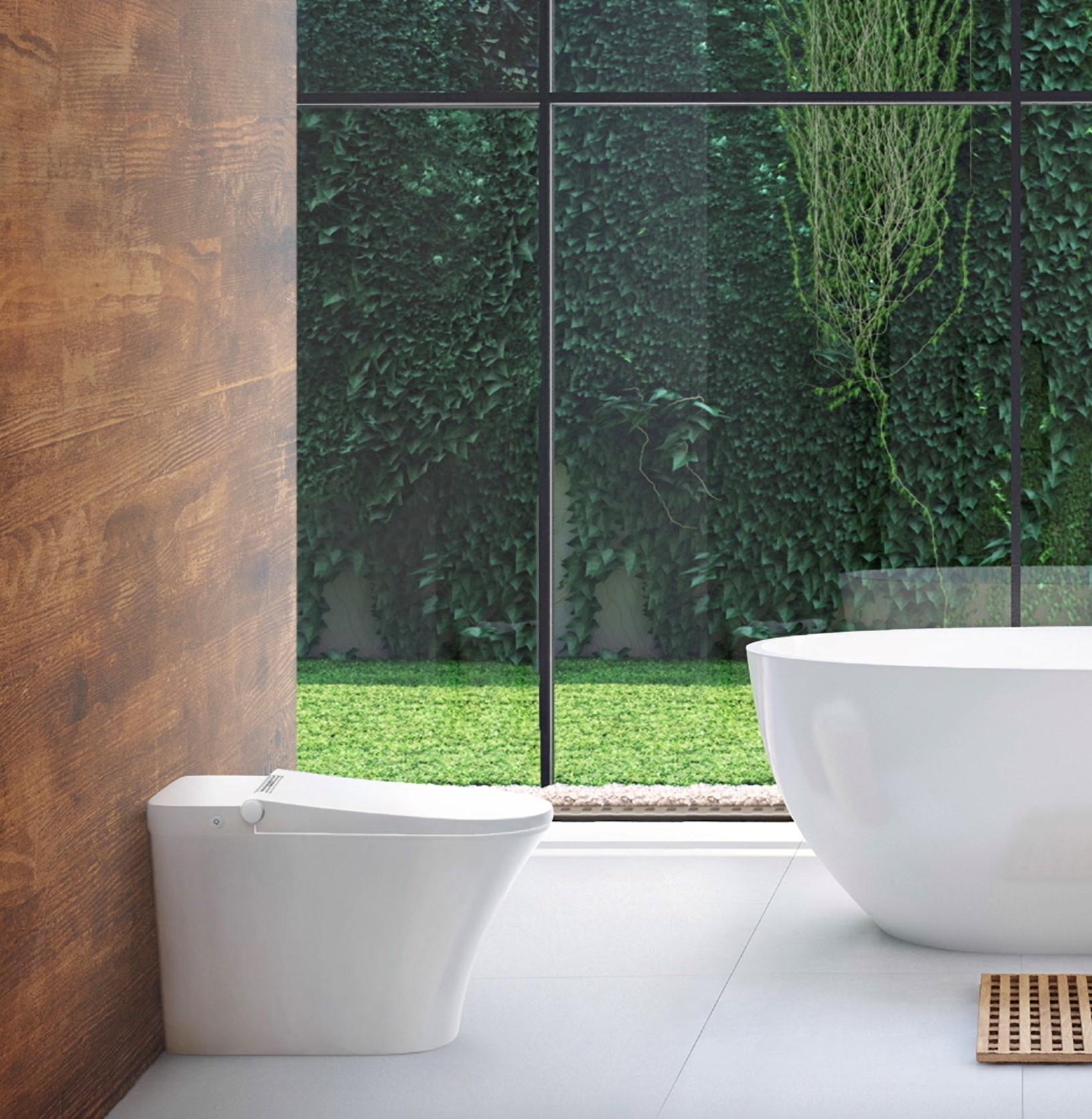 AXENT_AXENT.ONECPlus Spa Bathroom Vignette Crop